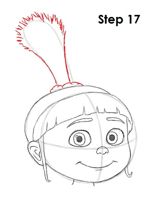 Draw Agnes Despicable Me