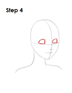 How to Draw Alice Step 4