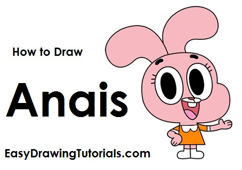 How to Draw Anais