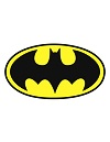 How to Draw Batman Logo Symbol Emblem Icon 90s