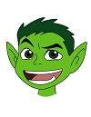 How to Draw Beast Boy Teen Titans