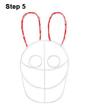 Draw Bonnie Five Nights at Freddy's 5