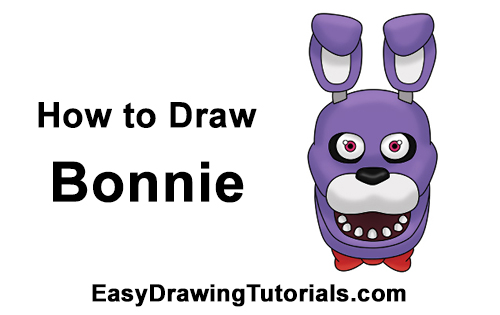 How to Draw Bonnie
