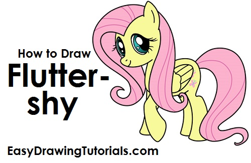How to Draw Fluttersh
