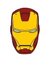 How to Draw Iron Man Head