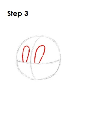 How to Draw Jerry Step 3