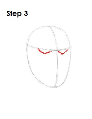 how to draw joker with shapes