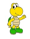 How to Draw Koopa Troopa