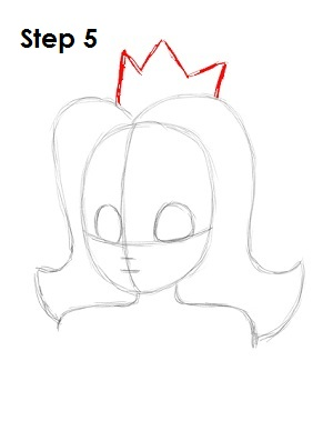 How To Draw Princess Daisy How To Draw A Princess Crown