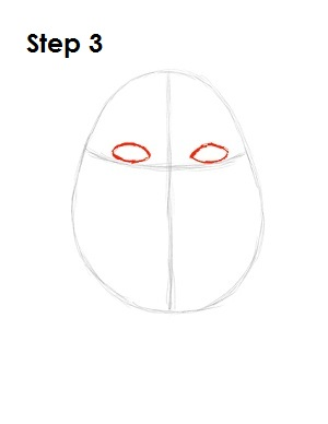 How to Draw Shrek Step 3
