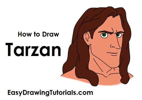 How to Draw Tarzan