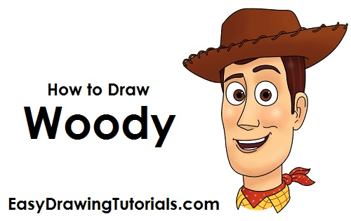 How to Draw Woody