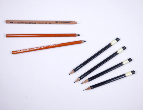 Art Drawing Materials Supplies List Pencils