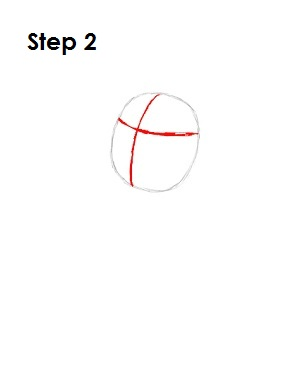 How to Draw Bowser Jr. Step 2