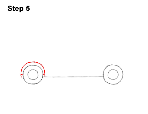 How to Draw Cartoon Car Automobile Vehicle Clipart 5