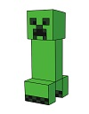 How to Draw Minecraft Creeper