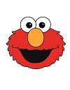 How to Draw Cartoon Elmo Sesame Street