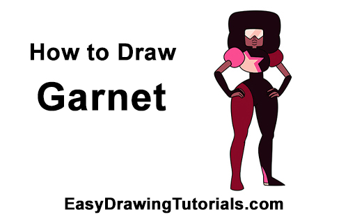 How to Draw Garnet