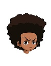 How to Draw Huey Freeman