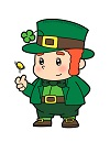 How to Draw Leprechaun