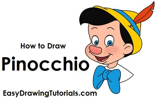 How to Draw Pinocchio